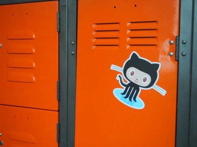 GitHub-office-Octocat