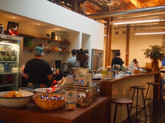 GitHub-office-snack-area