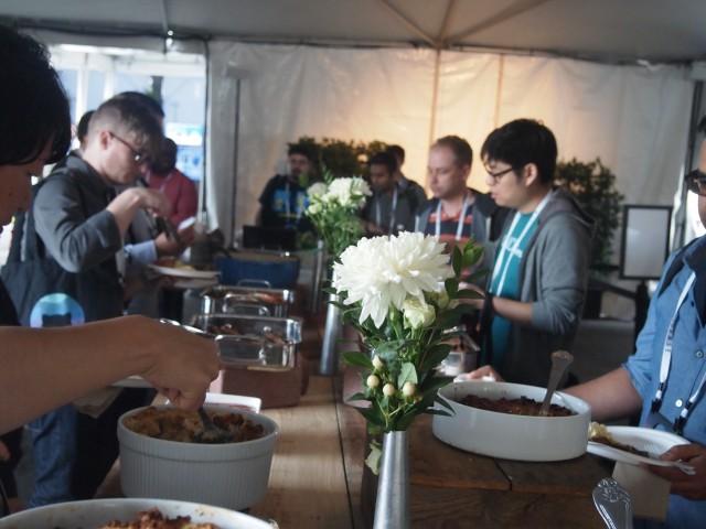 GitHub-Universe-breakfast