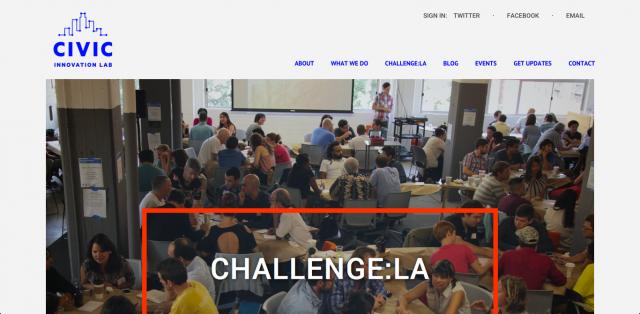 LAのオープンデータ活用を促進するコミュニティ #TECHLA