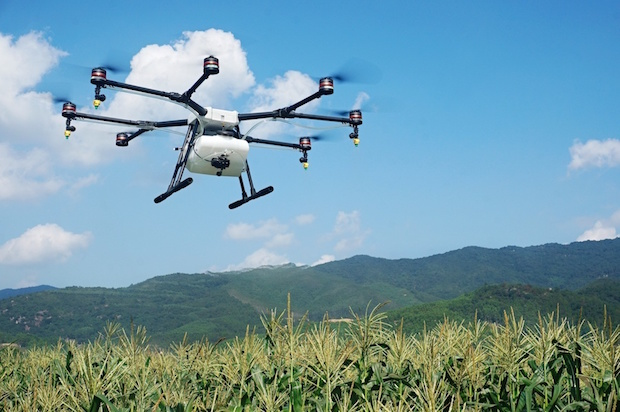 Chinas-DJI-launches-a-crop-spraying-drone-for-farmers-photo-1