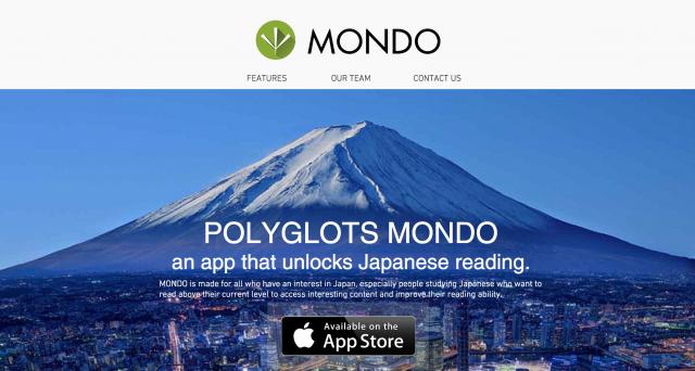MONDO-website