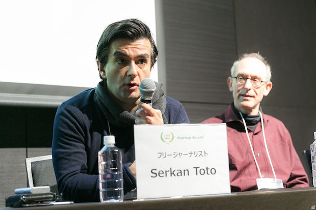 cnet-japan-startup-award-2015-media-panel-serkan-toto
