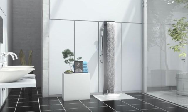 e-shower