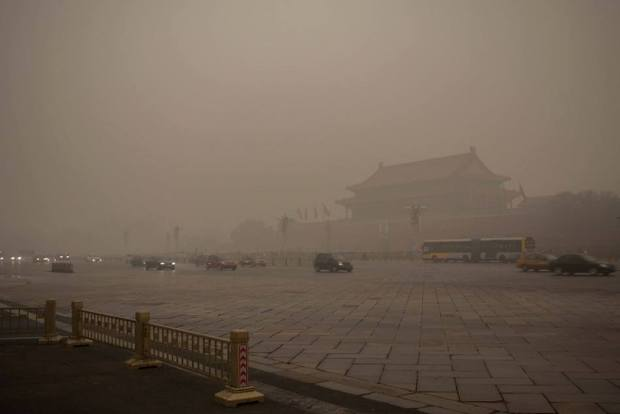 Beijing via Flickr by LWYang