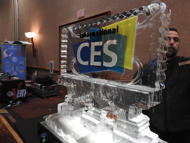 Above: CES 2016 drew more than 170,000 attendees. Image Credit: Dean Takahashi