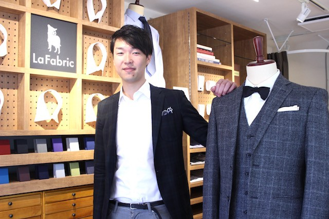 ライフスタイルデザイン代表取締役社長兼CEOの森 雄一郎氏