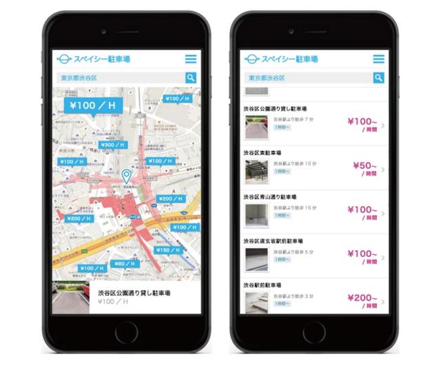 Spacee-parking-app