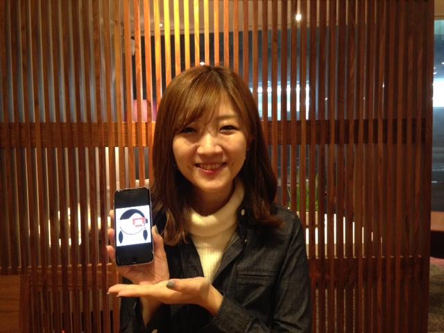 上:GGC Tokyoのファウンダー Kyuyon Kimさん