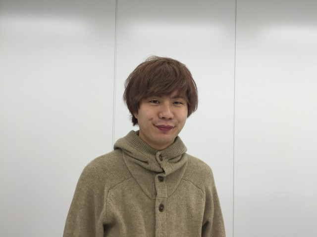 ひまチャットを運営するALTR THINKの代表 森口拓也さん