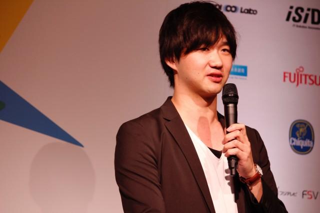 Lang-8代表取締役の喜 洋洋氏