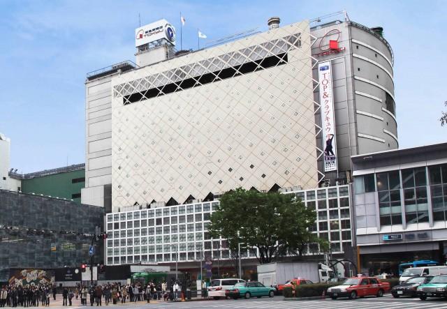 Tokyu-Iroza-shop