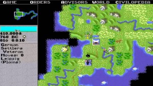 Above: The dawn of Civilization. Image Credit: MicroProse