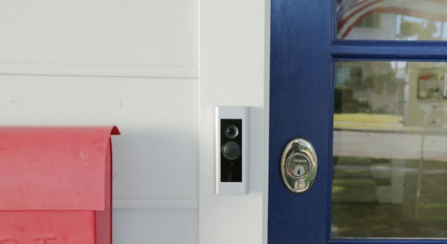 上: Ring: Video Doorbell Pro Image Credit: Ring