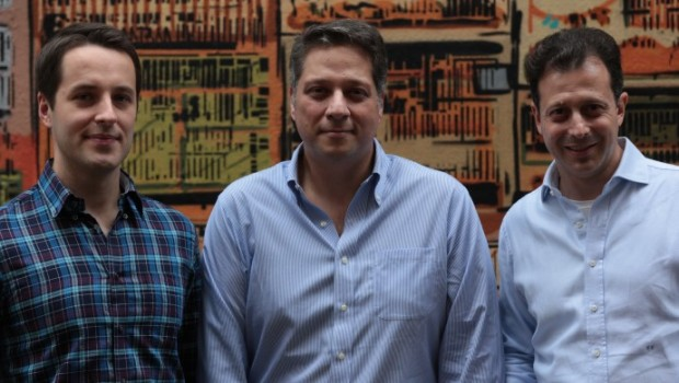 Neat founders (left to right): Igor Wos (CTO), George Cotsikis (Chief Data Officer),David Rosa (CEO)