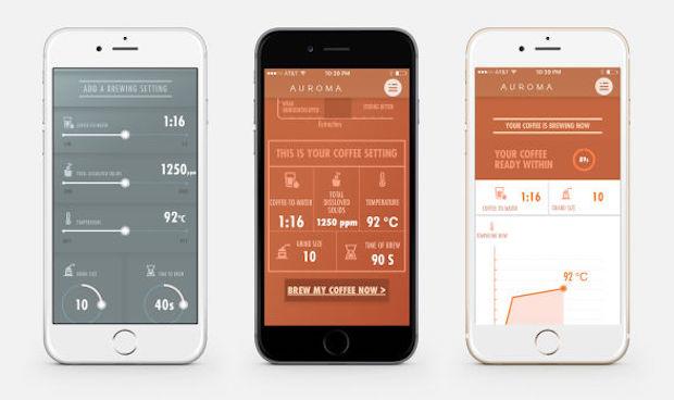 auroma-mobile-app
