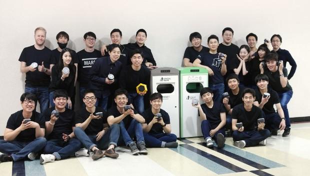 Ecube Labsチーム