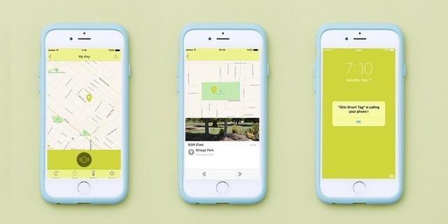 Qrio Smart Tag app