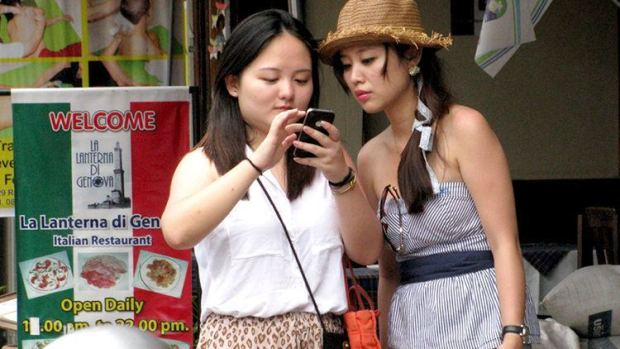 Image credit: Chinese Tourists.