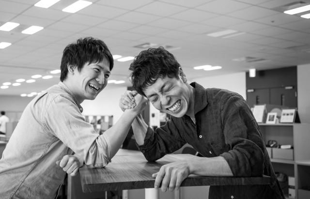 左:FULLER代表取締役COO櫻井裕基氏 右:FULLER代表取締役CEO渋谷修太氏