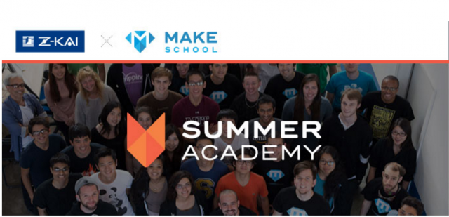Make-School-summer-academy