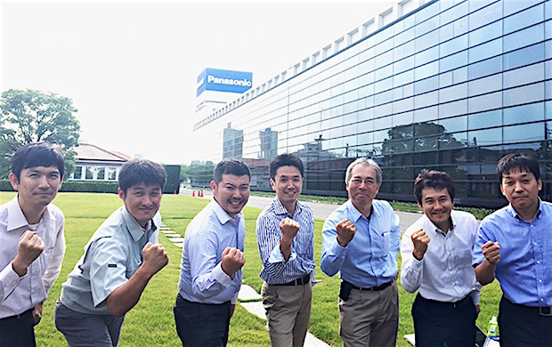 panasonic-advanced-technology-team