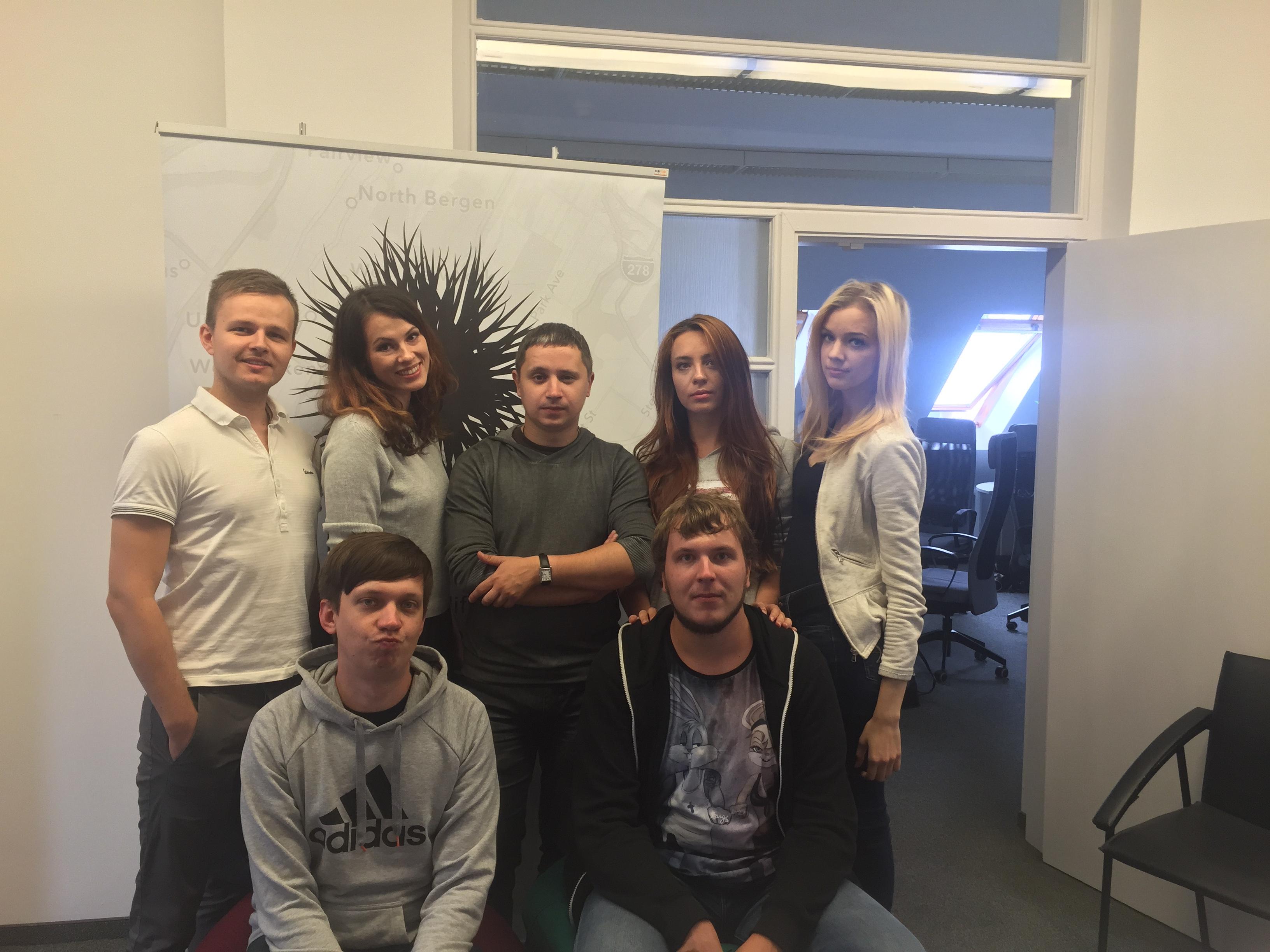 東欧リトアニアのPlagのチーム