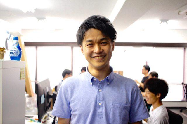 スタートアウツ代表取締役 板本拓也氏