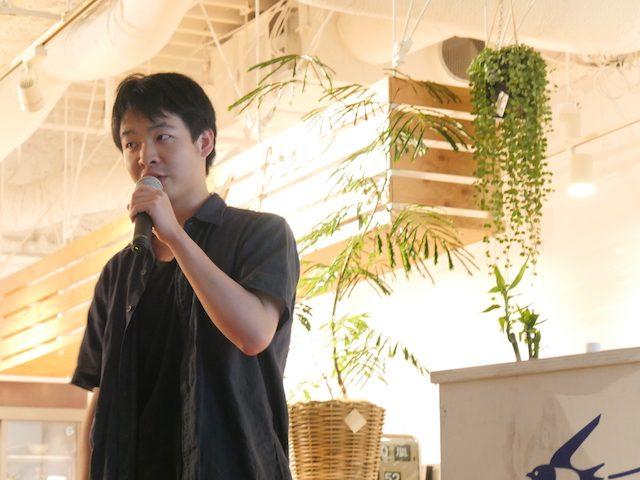 PersonalStock代表取締役 盧 亦超氏