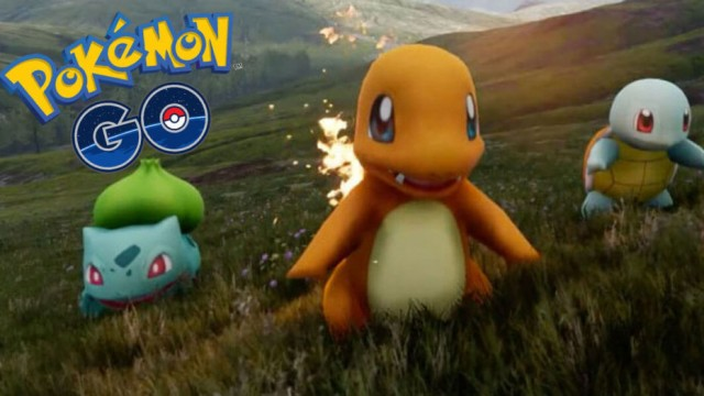 Above: The Pokémon Company has a big win in its latest mobile app. Image Credit:* *CryZENx