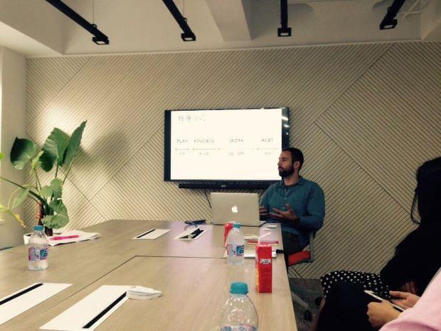 Adam Century, International Program Manager of Udacity explains Udacity's expansion in China.