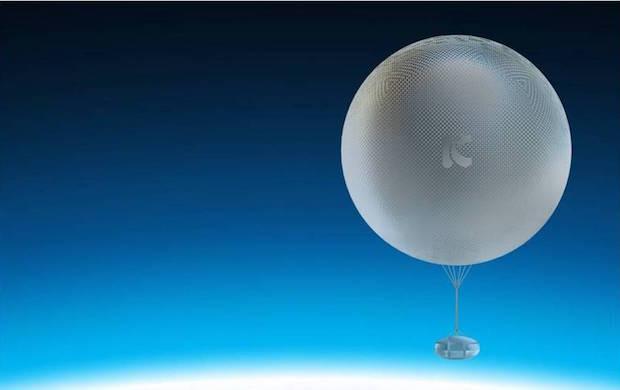 Kuangchi-space-baloon
