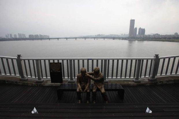 comfort-statues-korea