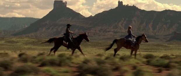 Above: Westworld takes place in a faux Wild West. Image Credit: HBO