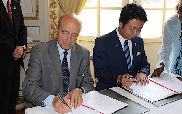 fukuoka-bordeaux-mayors-signing