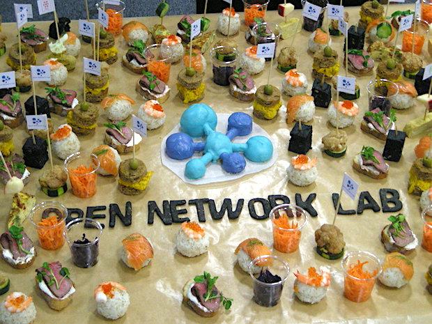 onlab-13th-batch-demoday-party-food