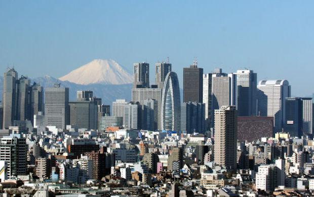 tokyo-mt-fuji-skyline