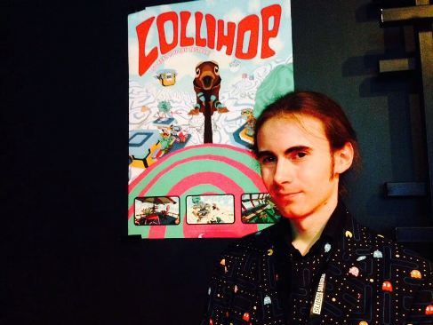 Carl-Anthon Kranck, 3D game artist at Lollihop