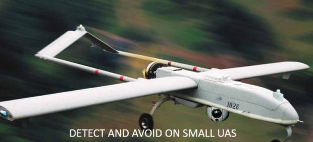 Above: Echodyne detects small drones. Image Credit: Echodyne