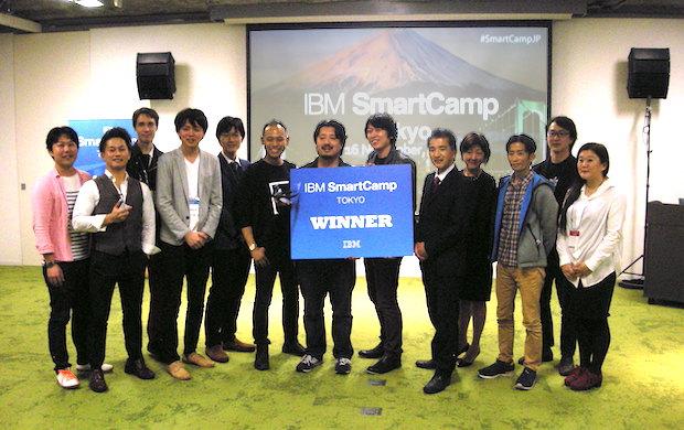 ibm-smartcamp-tokyo-2016-finalists-and-judges