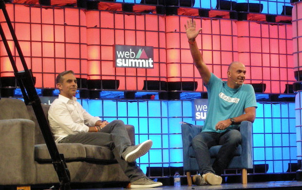 websummit-2016-lisbon-day1-david-marcus-with-loic-le-meur