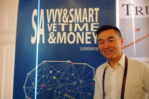 Kenny Au, CEO of LUXSENS
