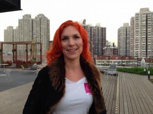 CEO of Bonzun, Bonnie Roupe