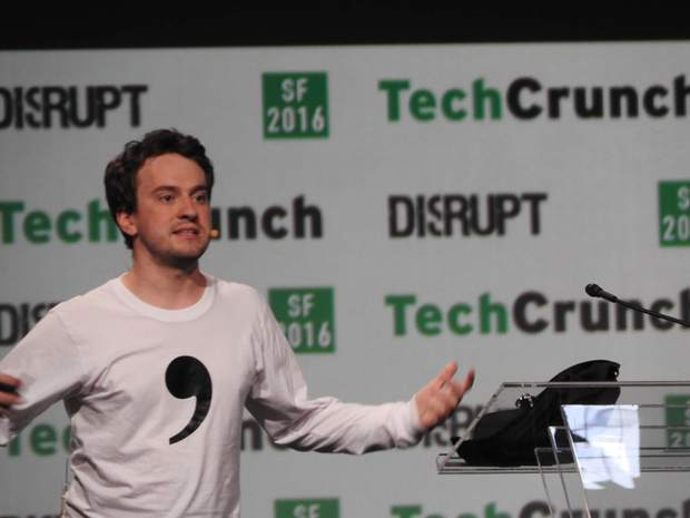 "Above: George ""Geohot"" Hotz is head of Comma.ai. Image Credit: Dean Takahashi"