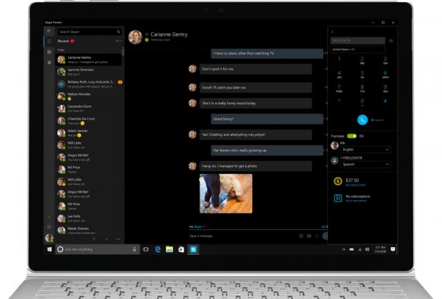 image via. Skype