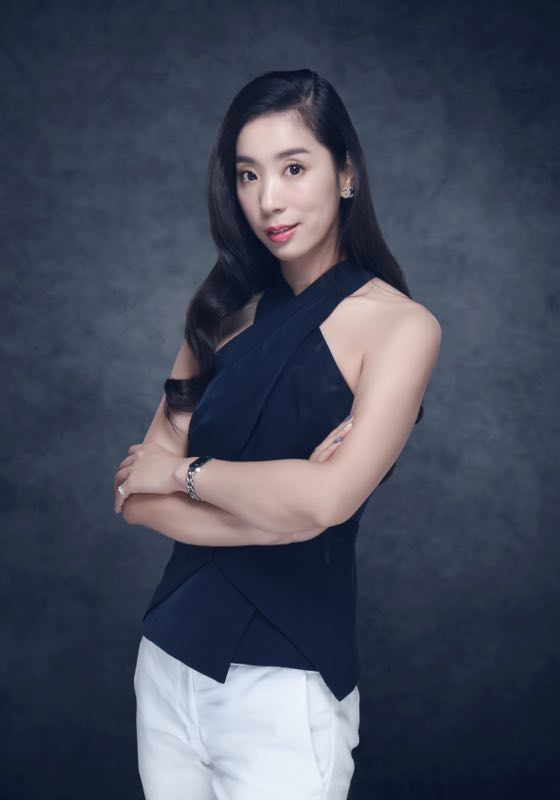 Peggy Sun, CEO of Pearlosophy