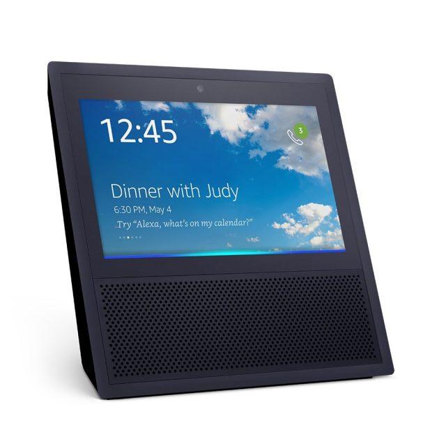 Amazon. <ピックアップ> Amazon officially unveils touchscreen Echo Show