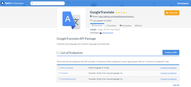 rapidapi-marketplace-googletranslate
