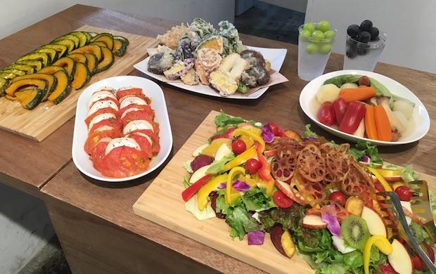 agrigate-vegetables-on-table