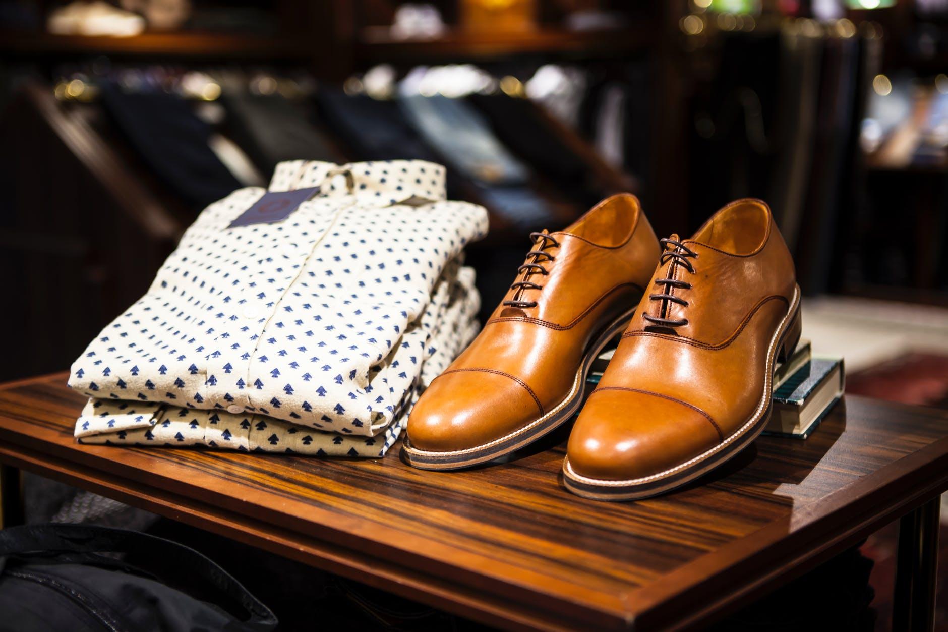 classic clothes commerce fashion